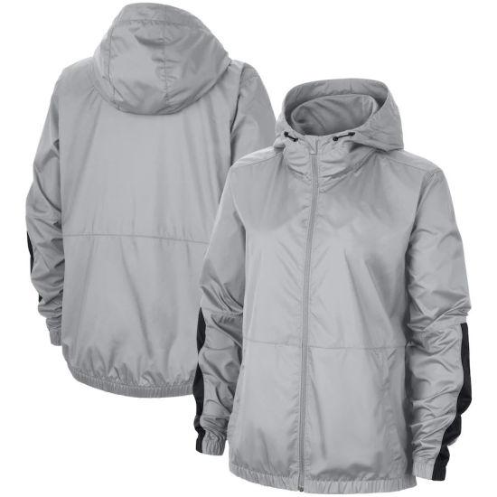 Womens Lightweight Outdoor Waterproof Hoodie Jacket Windbreaker