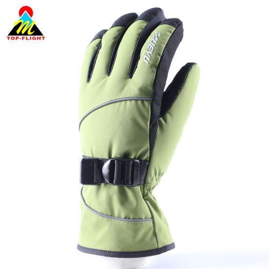 Ski Glove/Waterproof Glove/Winter Glove/Winter Bike Glove/I-Touch Screen Glove