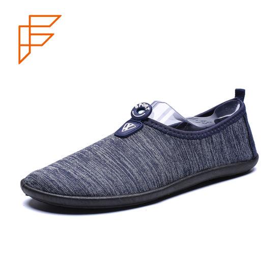 4637aec42c4c China Popular Blue No Brand Casual Women Neoprene Pilates Yoga Shoes ...