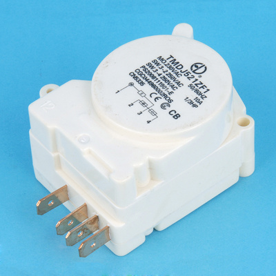 Tmdj Defrost Timer for 110V/220V Refrigerator/Freezer/Fridge