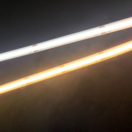 China Cob Led Strip Dc 12v 24v Flexible