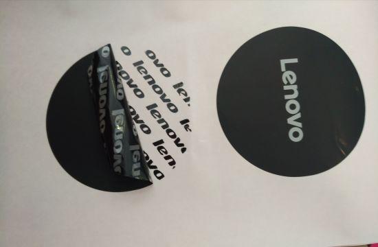 Hotsale Tamper Evident Warranty Partialtransfer Void Label Custom Brand