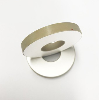 Pzt8 Piezo Ceramic Ring 60*30*10mm Piezoelectric Ceramics 60 mm for Ultrasonic Welding Mask Machine