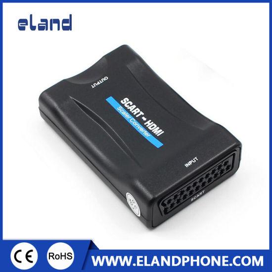 Scart to HDMI Converter 1080P
