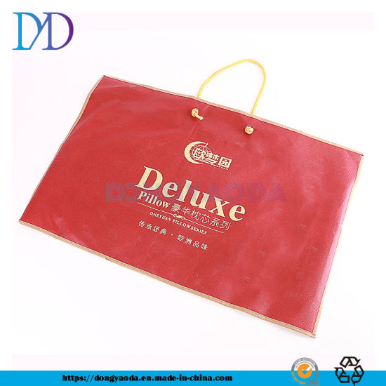 Bedclothes, Health Pillow, Pillow Core, Non-Woven Cloth Bag, Hand-Held Packing Bag pictures & photos