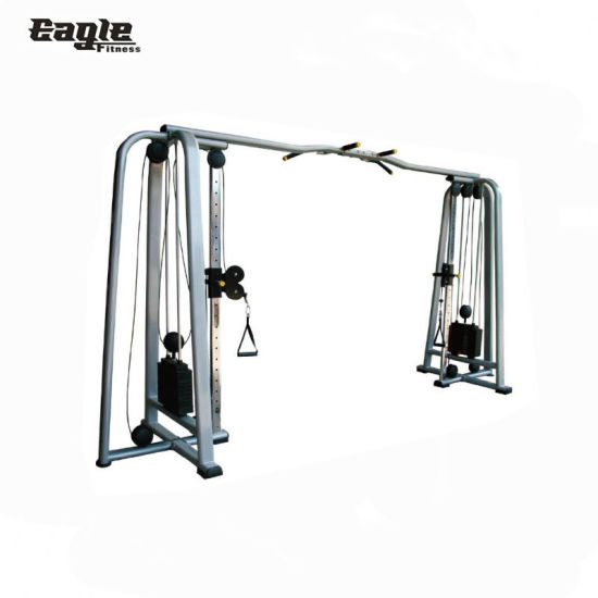 High Quality Life Fitness Commercial Gym Fitness Equipment Cable Crossover