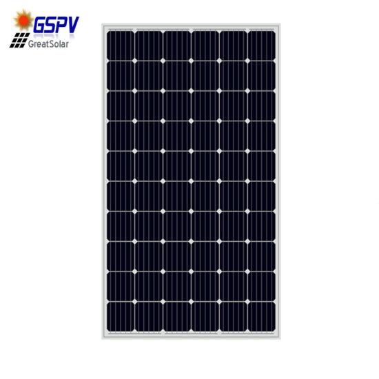 High Efficiency 270W 280W Monocrystalline Solar Panel with Cheap Price