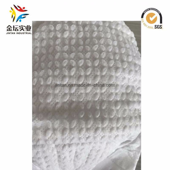 New Style and Good Permeablity Hot Air Through Nonwoven Fabric for Baby Diapers (Y03)
