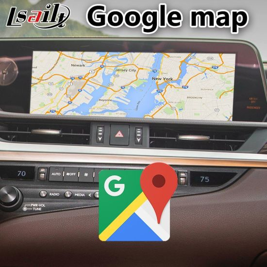 Android 7.1 Car GPS Navigator Box for New Lexus Es 300h with Touchpad Control pictures & photos