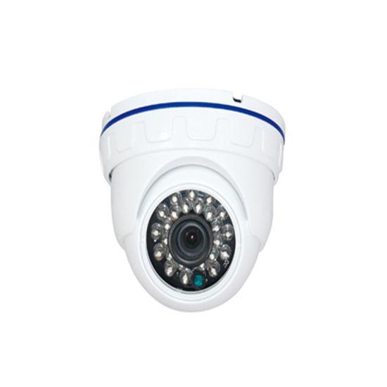 H. 265 2.0MP IR Auto Varifocal Lens IP Dome Camera CCTV Surveillance Supplier
