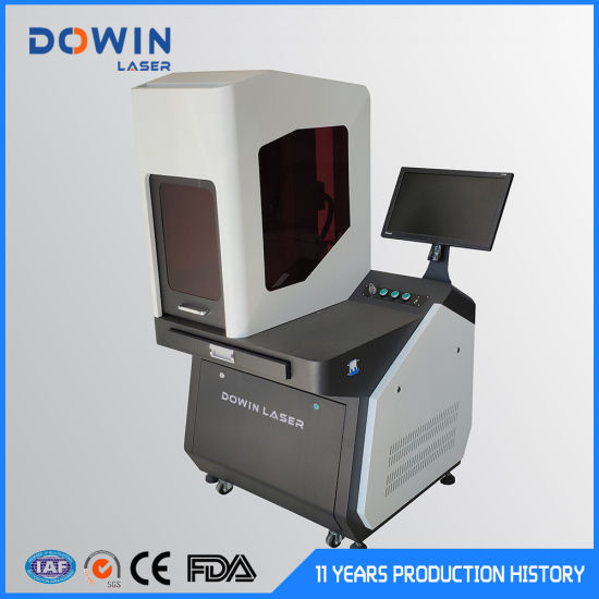 Easy Operate 30W 60W Fiber Laser Marking Machine for Metal pictures & photos