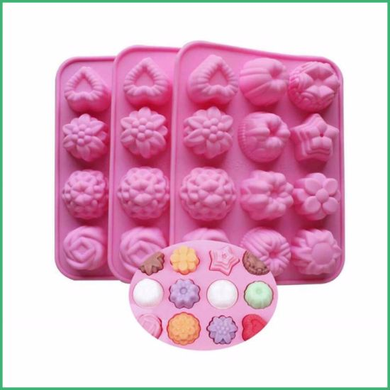 High Quality Eco-Friendly Silicone Mold Bakeware Bake Mold Silicone Cake Mold for Kitchenware Baking