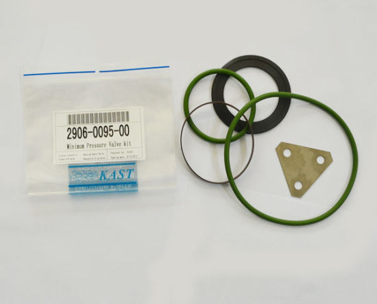 Screw Air Compressor Valve 2906009500 Minimum Pressure Valve Compressor Parts MPV Kit