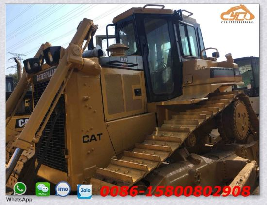 Used Caterpillar D6r Bulldozer, Secondhand Bulldozer Cat D3, D4, D5, D6, D7, D8, D9 pictures & photos