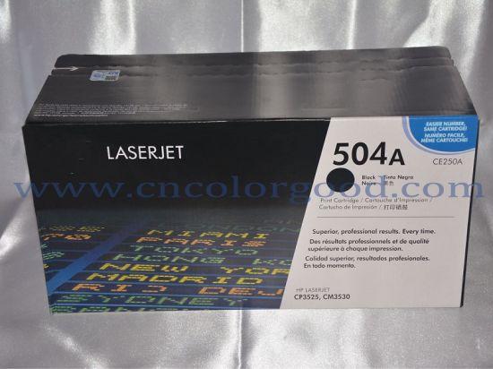 100% Genuine Color Toner Cartridge Cc530A 260A 210A 400A 250A 380A for HP Original Printer