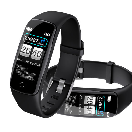 China V8 Color Screen Pedometer Bracelet Sleep Monitor