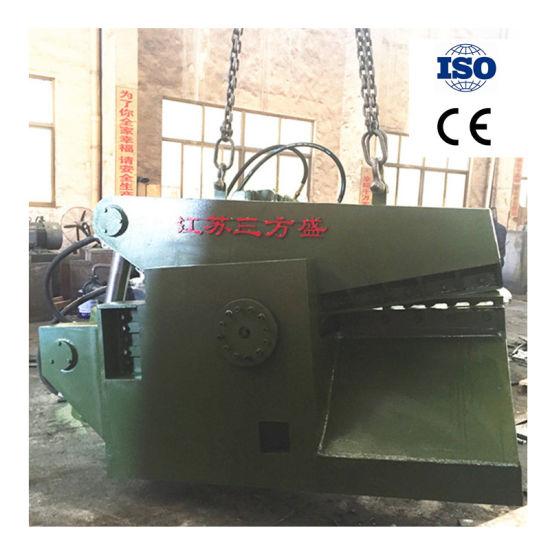 Q43-63b Hydraulic Machine Waste Metal Stainless Steel Shearing Machine