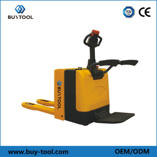 Powered Pallet Truck 2000kg Capacity with Electric Power Steering