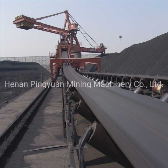Best Selling Bulk Material Belt Conveyor