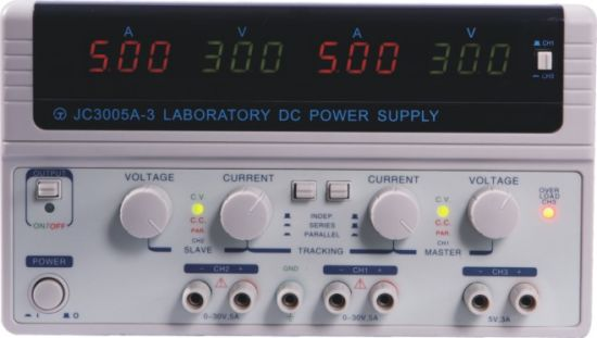 JC3005A-3 Double Output DC Power Supply pictures & photos