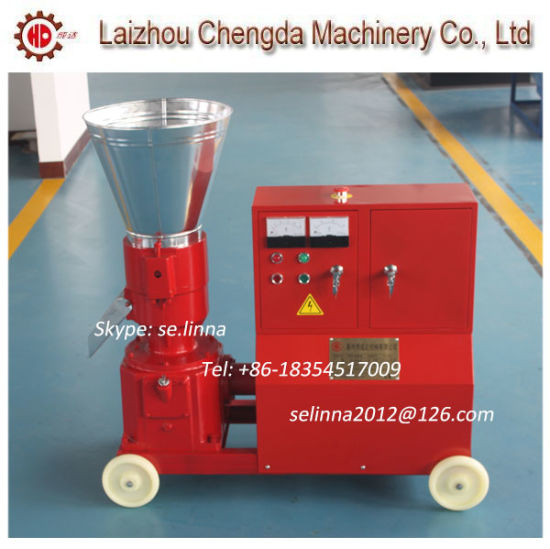 Kl200c 7.5kw Poultry Feed Mill Machine on Sale pictures & photos