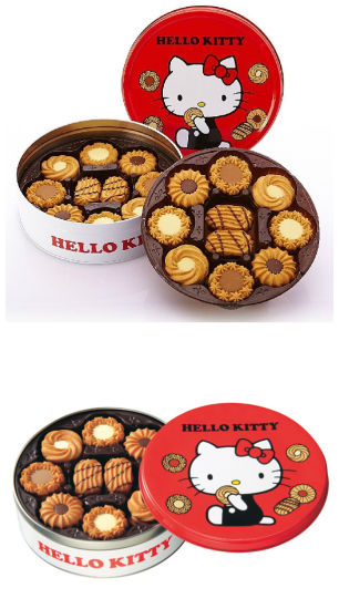 China Hello Kitty Christmas Cookie Tins China Tin Box Tin Can