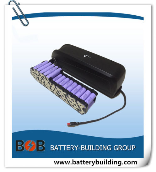 13s5p 48V Hailong Lithium Battery New Hl03 Downtube Battery Pack with Switch and USB Port