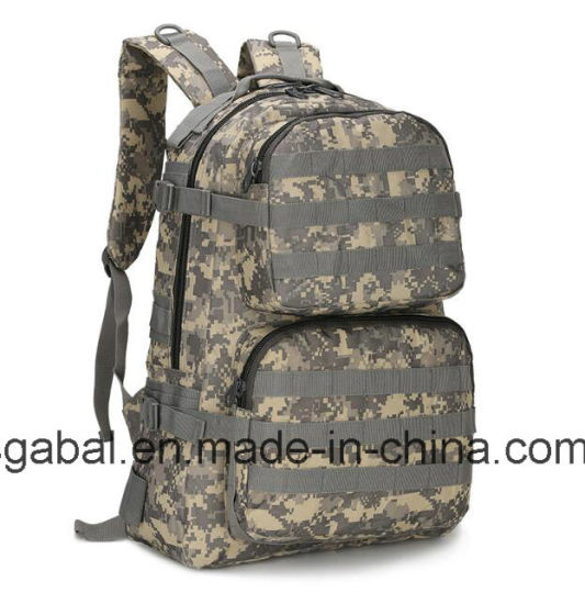 Outdoor Waterproof Military 3p Molle Assault Backpack Bag pictures & photos