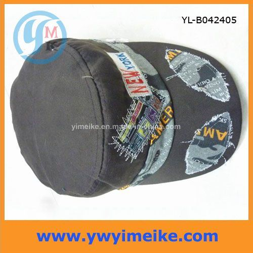 Logo Printed Fashion Promotional Baseball Cap (LBC092108) pictures & photos