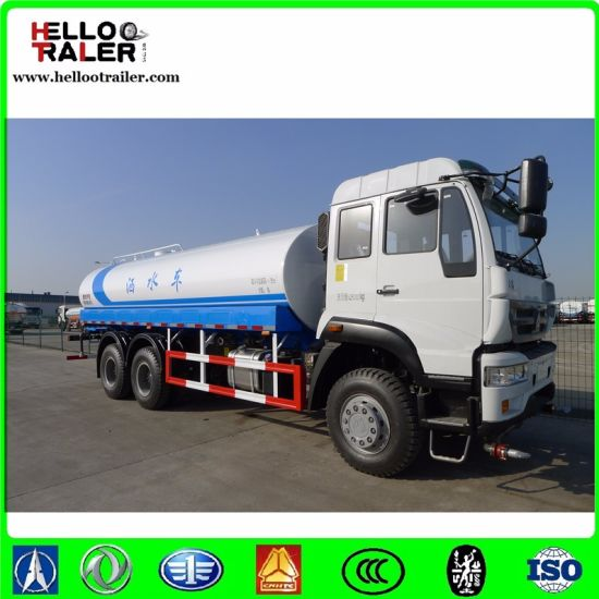 25 Cbm Mobile Fuel Tank Truck Parameter 6 - Speed with Over Drive pictures & photos