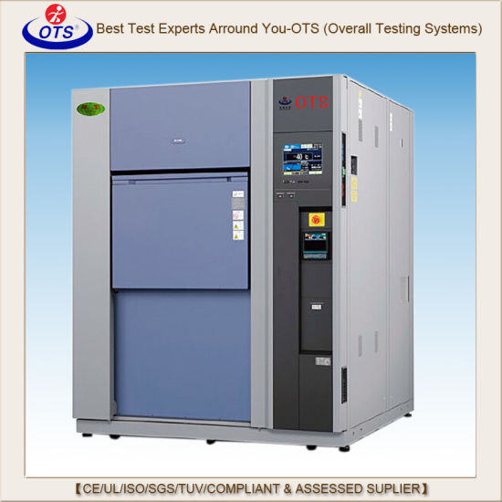 Cold and Hot Temperature Thermal Shock Impact Test Chamber