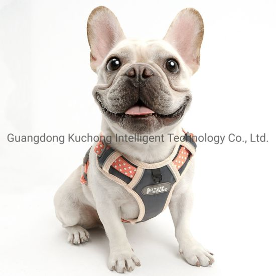 Comfortable Lightweight Harness Breathable Mesh Dog Harness