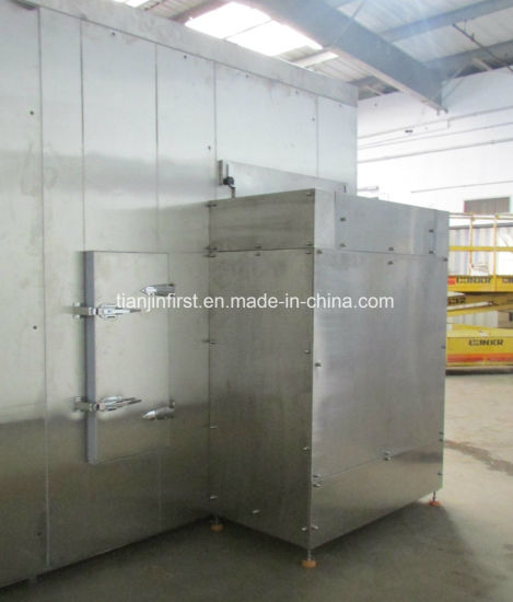 New Refrigeration Equipment Fluidized Quick Freezer pictures & photos