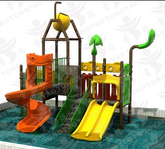 Hot Sell Best Price Swimming Pool Sliding Water Park Equipment Fiberglass Water Slide for Sale