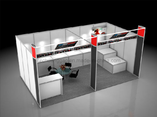 Basic Exhibition Booth : China high quality customized exhibition stand shell