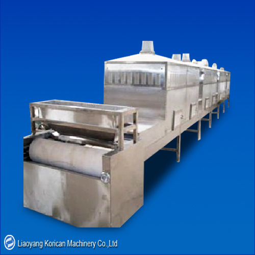 (KT) Food Microwave Dryer& Sterilizer/Microwave Drying and Sterilizing Machine pictures & photos