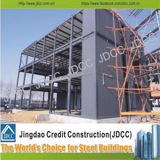 China Easy Installation Frame Steel Structure Building for Factory ...