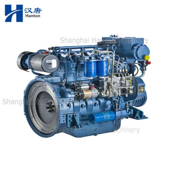 Deutz WP4C 226B marine diesel motor engine for fishing boat