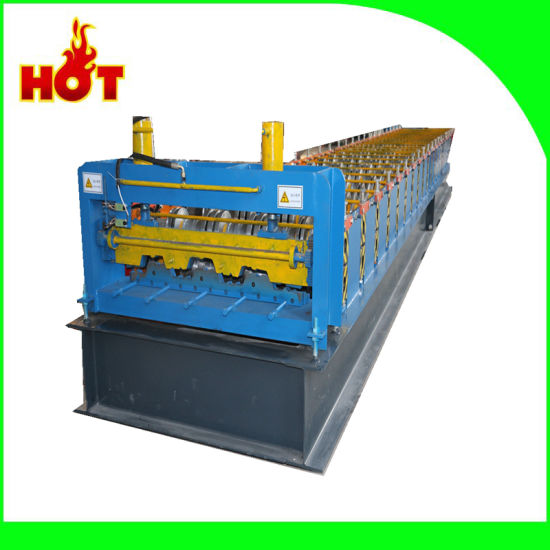 Steel Structural Floor Series Roll Forming Making Machinery