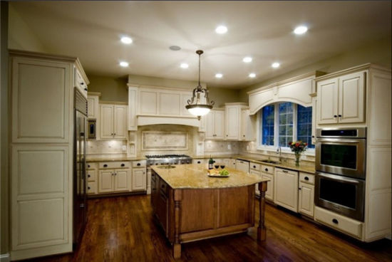China Kitchen Cabinet Material Marble Top Kitchen Cabinet China