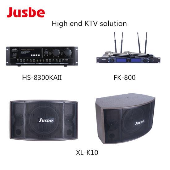 XL-K10 Wholesale Professional Audio Surround Karaoke Bluetooth Speaker
