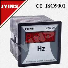 Single Phase AC Digital Frequency Meter (JYX-96) pictures & photos