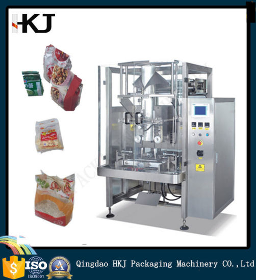 Full-Automatic Vertical Weighing and Packing Machine pictures & photos