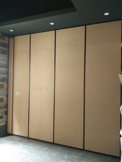 Sliding Partitions Wall for Hotel/Conference Hall/Multi-Purpose Hall/Meeting Room pictures & photos