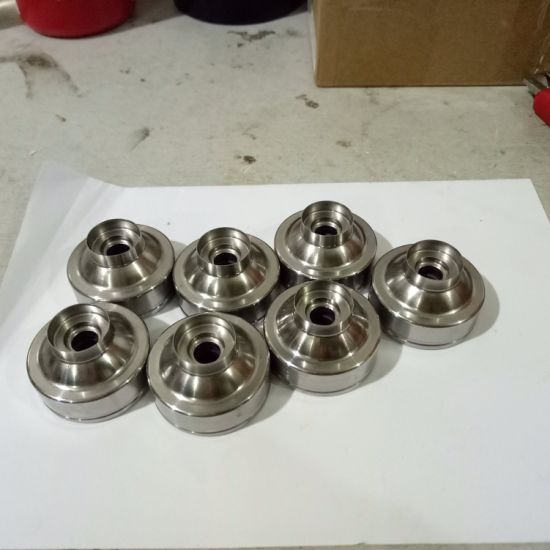 Spare High Pressure Parts for Flow Type Waterjet Cutter pictures & photos