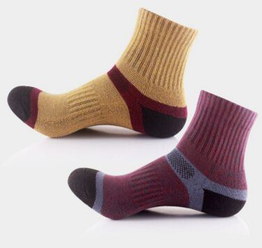 Custom Ankle Sport Cotton Sock in Various Colors and Designs pictures & photos