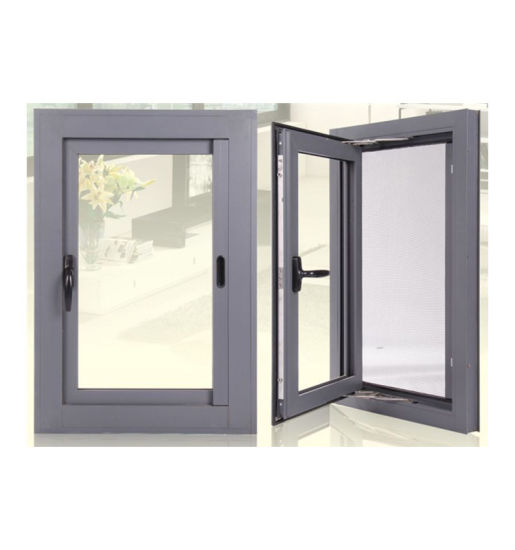 High Quality Energy Saving Swing Aluminum-Alloy Window Casement Windows