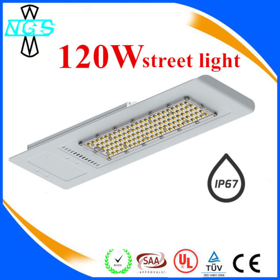 40W-110W 120lm/Watt LED Street Light / Streetlight TUV Certification pictures & photos