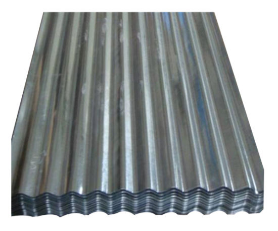 ASTM A792 Alu-Zinc Coated China Corrugated Steel Roofing Sheet Price