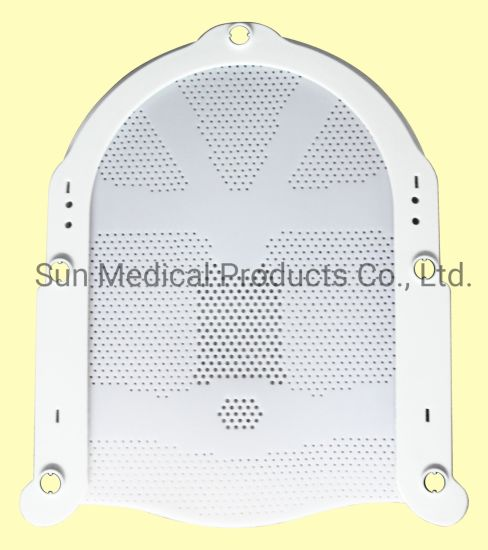 Medtec & Orfit Type-S Reinforeced Imrt Mask Thermoplastic Mask
